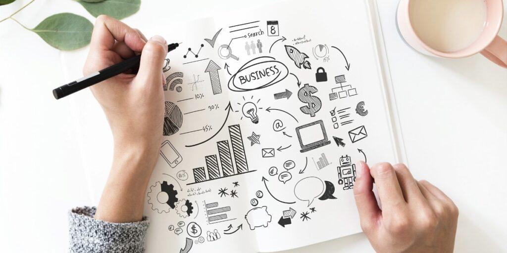 Brug af stærke visualiseringer booster playful participation i læringssammenhænge