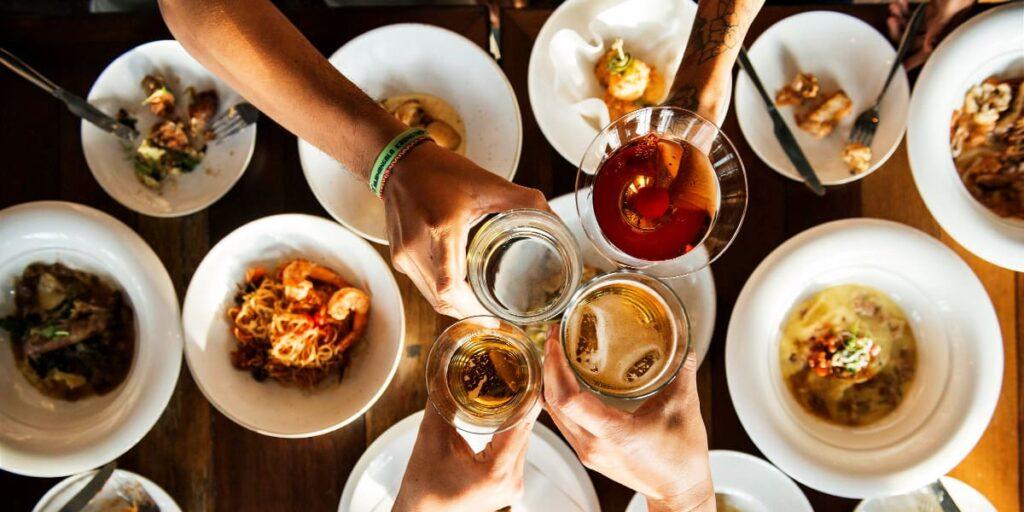 Social dining – når en god madoplevelse binder konferencegæsterne sammen