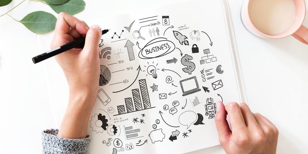 Så stor forskel gør tegninger frem for noter  – bør du tegne fra din næste konference?