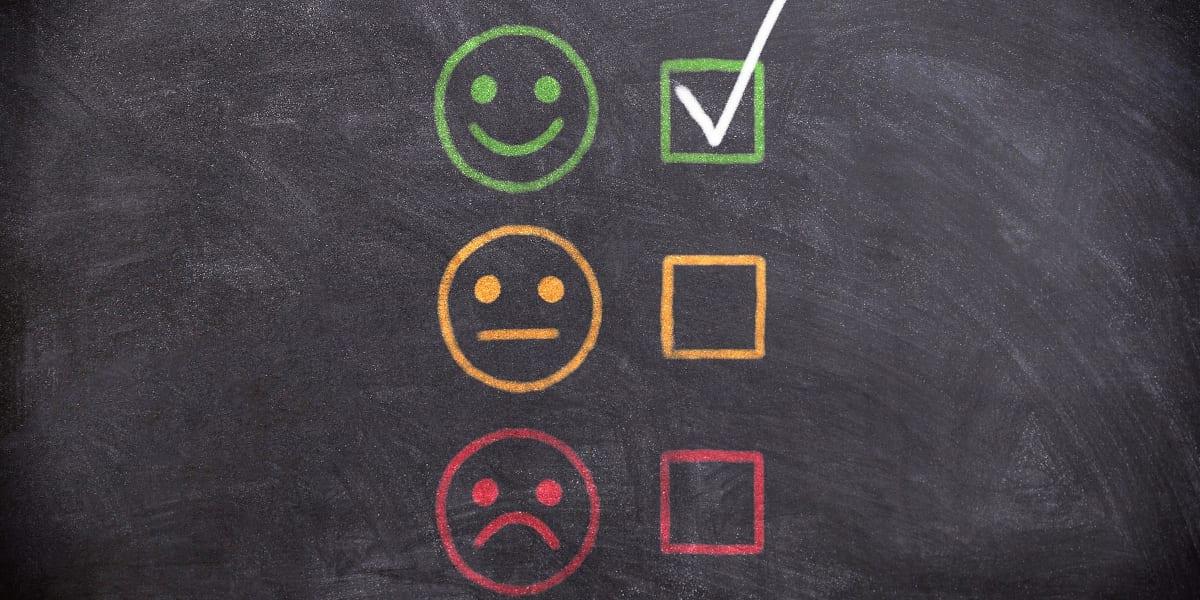 Opnå en god evaluering med gode spørgsmål