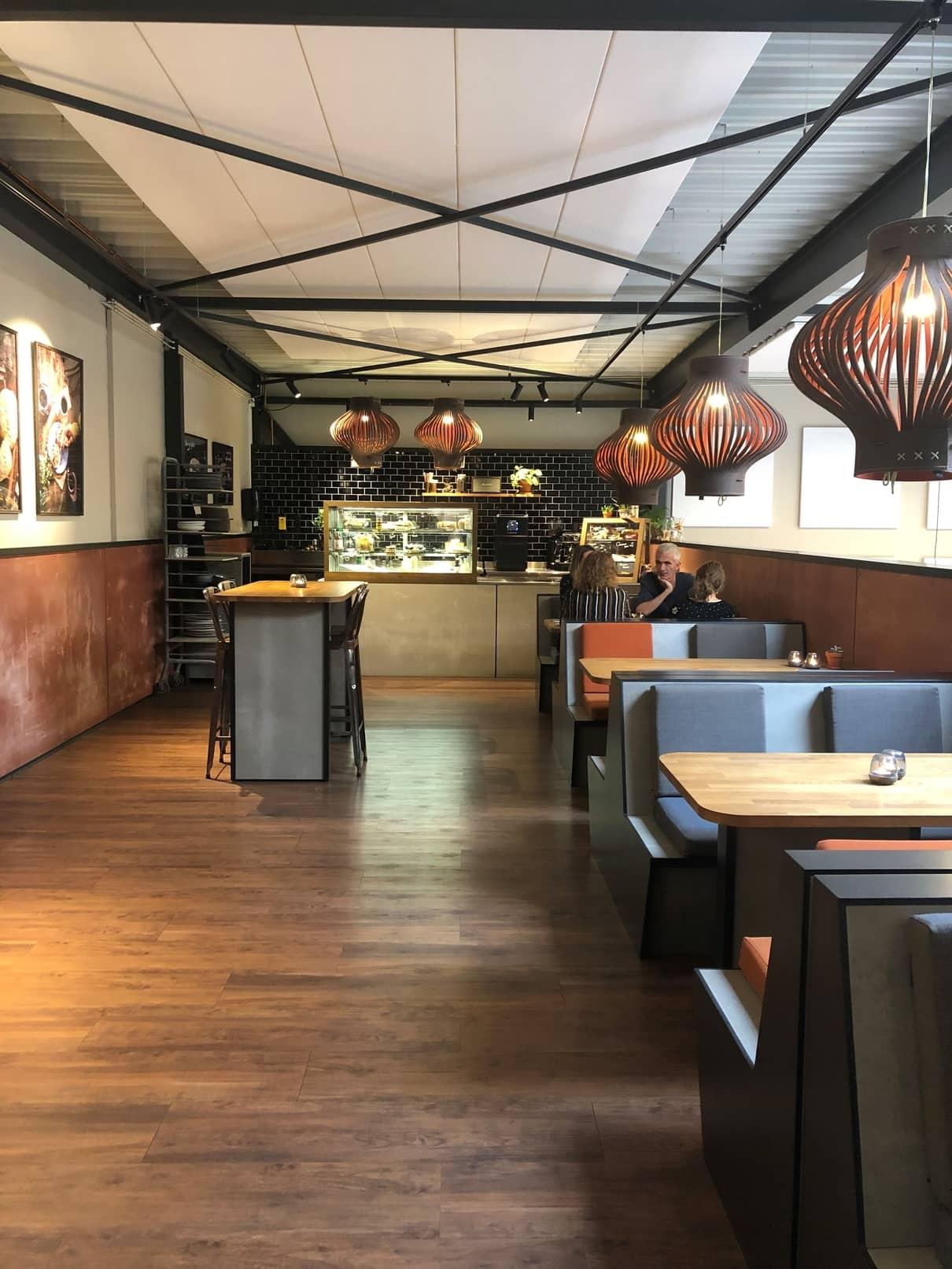 Cafeen hos Easyfood