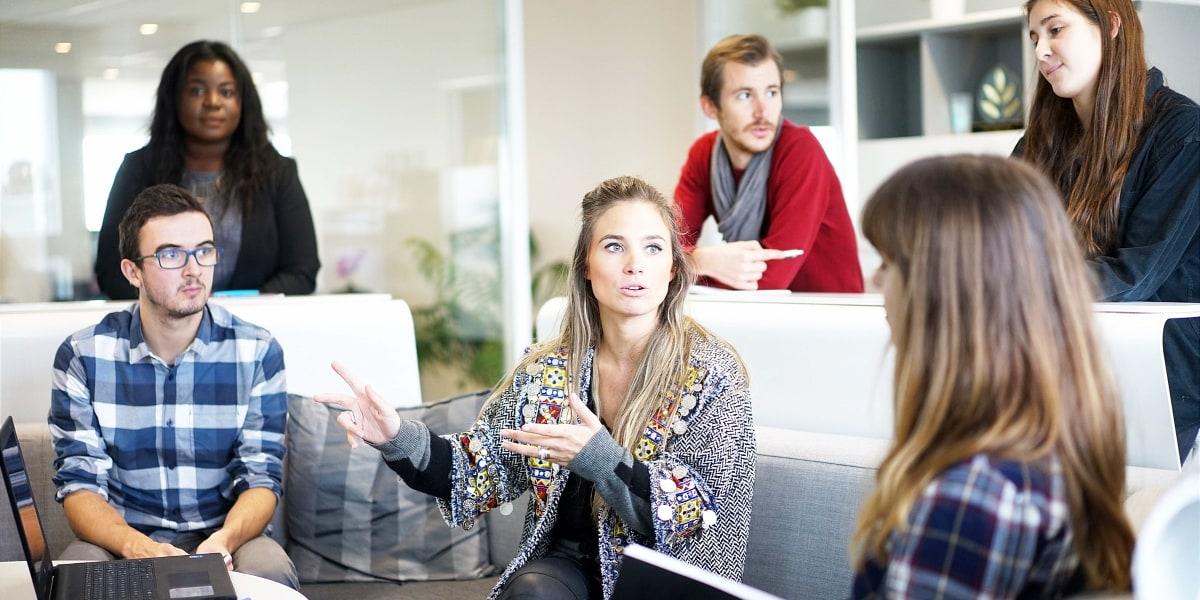 Arbejder du i et bofællesskab, arbejdsgruppe eller team?