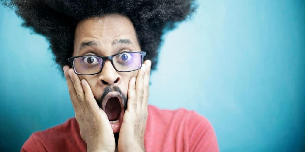 Når din rumoplevelse overrasker dig! Overraskelse styrker vores hukommelse