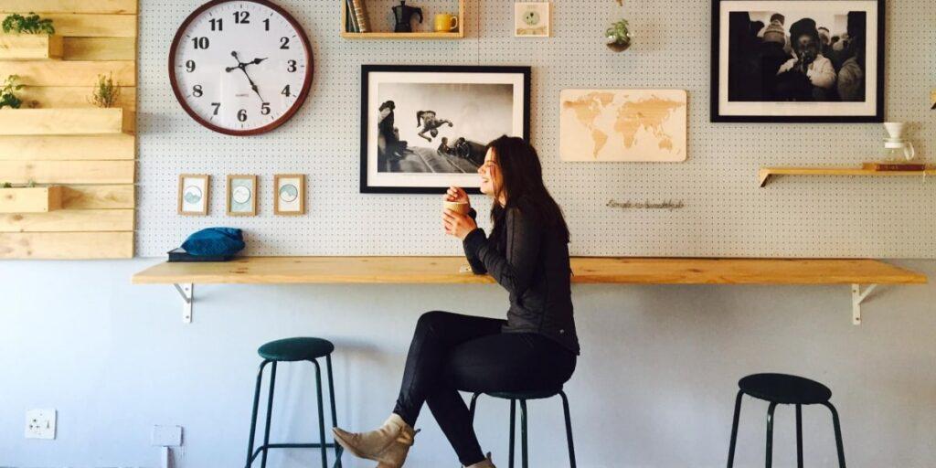 Deltager du i en event online får du mere tid