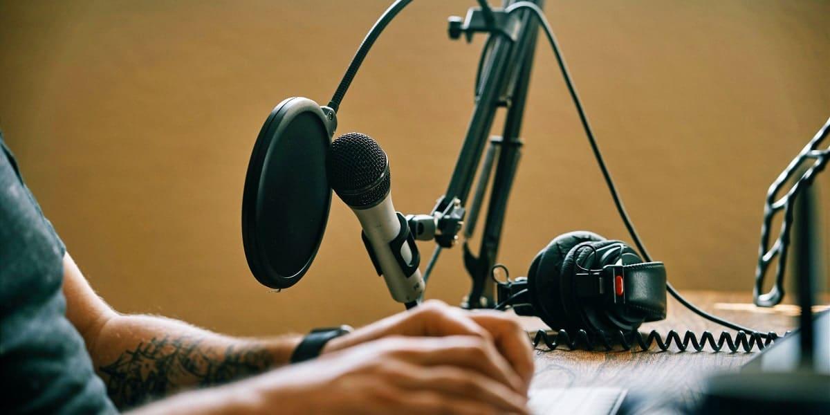 Podcastguide: Vælg en god mikrofon