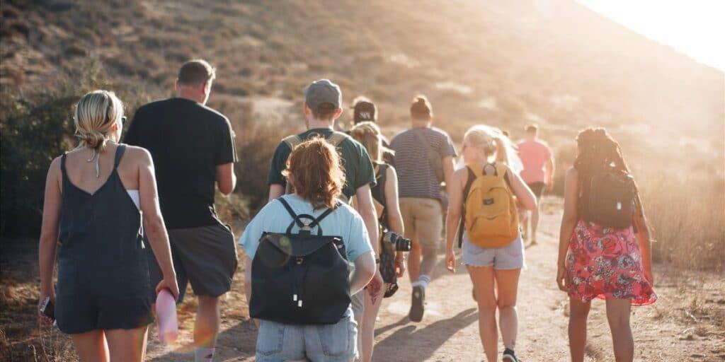 Møder i naturen kan meget mere end at undgå smitte