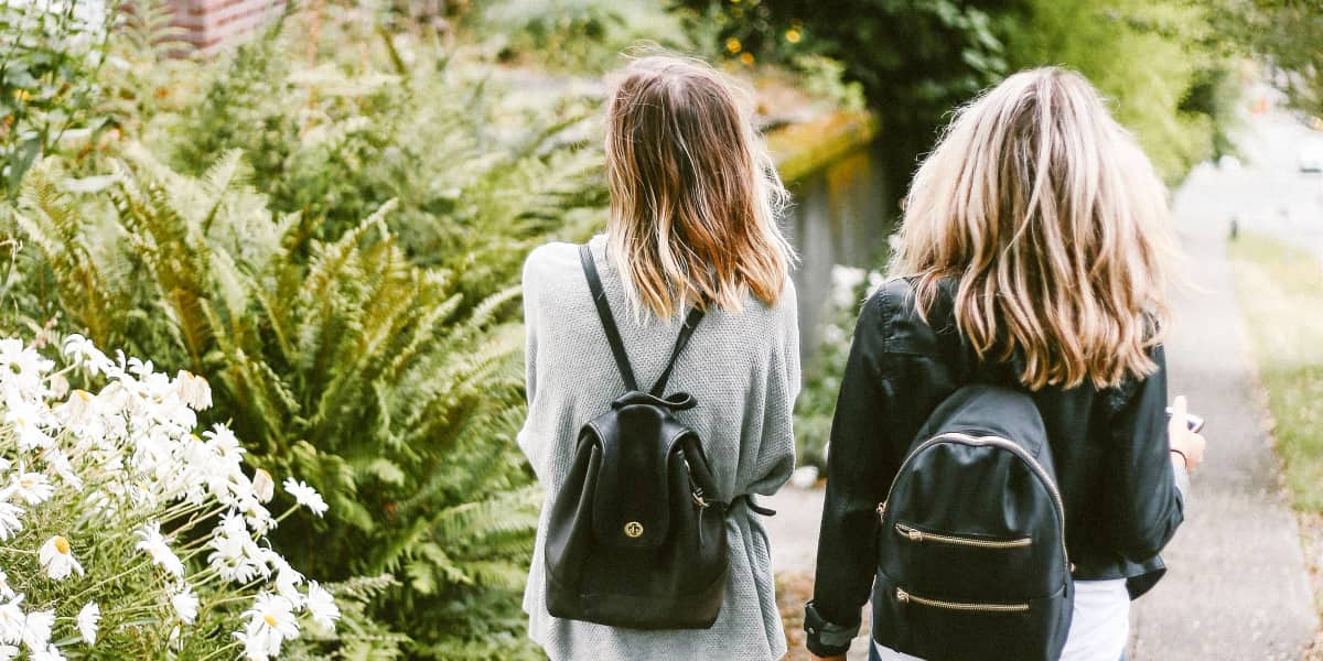Møder i naturen - walk and talk