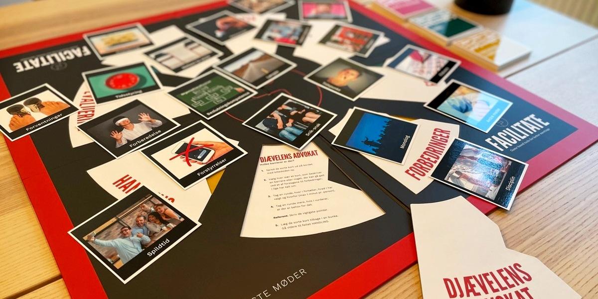 Bedre møder med Facilitates spil 'Optimer de faste møder'