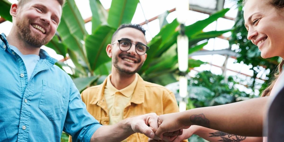 5 gode iværksætterprincipper - dyrk partnerskaber