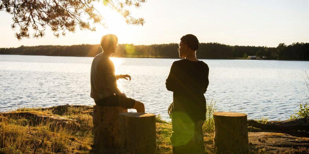 Tre enkle tips til at styrke din samtalemuskel